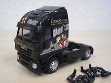 "Rietze - Iveco Stralis Solo-Zugmaschine ""Hertz / Koblenz-Truck"" - 1:87"