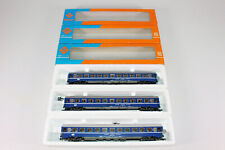 Roco H0 (AC) 4234A / 44300 (3x) Schnellzugwagen der SBB, OVP+TOP (T860)