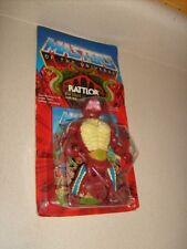 MASTERS OF THE UNIVERSE HE MAN RATTLER MOTU FIGURE NEW MOC HEMAN MATTEL
