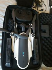 GoPro Karma Drone, Stabilization, Hero5 Black, Controller, 2 Extra Batteries etc