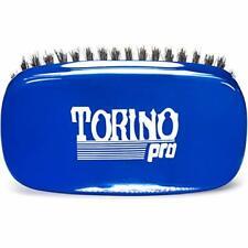Torino Pro Medium 7 Row Square Palm Wave Brush King 1890 BRAND NEW 360 WAVES