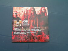 CD ICED EARTH AC/CD COVER MOTORHEAD THERION ACCEPT COVER SODOM AETERNUS