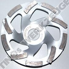 Diamantschleifteller Schleifmop Schleifscheiben Ø 125 mm 22.23mm Loch
