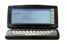 Hp 620Lx Palmtop Pc Color Micro Handheld Laptop + Ac Adapter Windows Ce Vintage