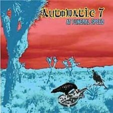 FREE US SHIP. on ANY 3+ CDs! NEW CD Automatic 7: At Funeral Speed