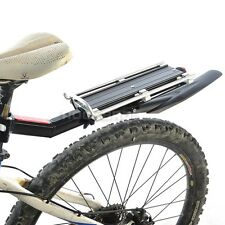 RockBros Bike Rear Carry Carrier Rack Seatpost Mount Quick Release with Fender