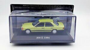 MERCEDES  300 E  W124  -  1984  -  IXO / ALTAYA -  1/43