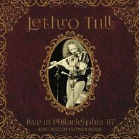 JETHRO TULL-LIVE IN PHILADELPHIA '87 KING BISCUIT FLOWER HOUR-IMPORT 2 CD