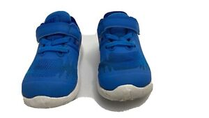 Toddler Nike Sneakers Blue/ White Size 6