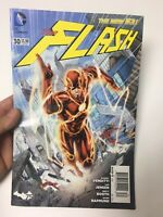 DC Comics New 52 THE FLASH #30 first printing 1st appearance Wally West