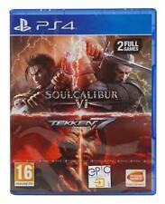 Soulcalibur VI Tekken 7 Ps4 schneller