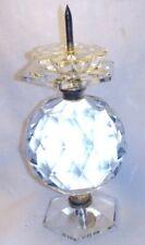 3 Inch Swarovski Crystal Candle Stick