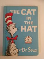 The Cat in the Hat by Dr. Seuss Published 1957
