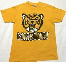 Vintage 90s Missouri T Shirt Signal 50-50 Size M