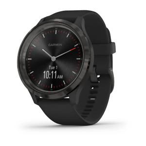 Hybrid Smartwatch GARMIN VIVOMOVE 3 Silicone Black 44mm