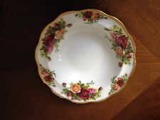Royal Albert Old Country Roses    Soup or Fruit  Bowl