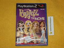 BRATZ THE MOVIE x  SONY PLAYSTATION 2 PAL VERS. ITALIANA NUOVO SIGILLATO