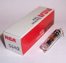 NEW IN BOX RCA 5642 HIGH VOLTAGE RECTIFIER TUBE / VALVE - DY70