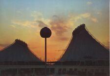 World Expo 70 Osaka Japan 1970 The Automobile Industry Pavilion Postcard D11