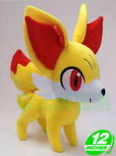 "Plush New Pokemon Fennekin STUFFED TOY Doll Figure 12""high for kids"