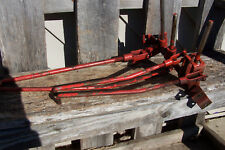 GRAVELY TRACTOR 816 GEAR  HI LOW CONTROLS RODS CLEVIS SHIFTING ASSEMBLY