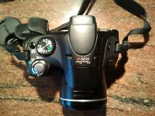 Canon PowerShot SX30 IS 14,1 MP Digitalkamera - Schwarz, Superzoom