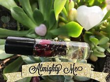 Perfume RollerBottle Fragrance Essential Oils Roller with Crystals