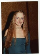 Twiggy Lawson - Vintage Candid Photo by Peter Warrack from 1983 Tony Awards