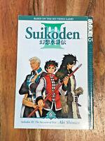 Suikoden III Vol. 6 manga by Aki Shimizu Tokyo Pop English Anime Out of Print