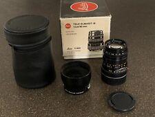 Leica Tele-Elmarit 90mm M Germany