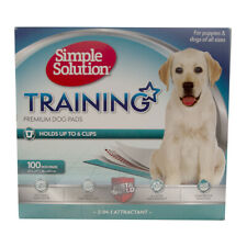 (100 Pack) Puppy Training Pads | 6 Layer Dog Pee Pads, Absorbent Leak Proof