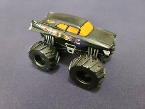 """2005 Mattel Hot Wheels Monster Jam Rev Tredz CADIAC ARREST Monster Truck 4.5"""""""