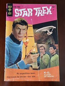 Star Trek 1 - First Star Trek Comic Book!