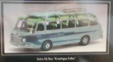 Schuco 08955 Setra S6 Bus Kraichgau Falke 1/43