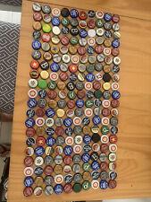 200 bottle caps/ Tops Mixed