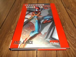 ULTIMATE SPIDER-MAN TOME 2 FACE A FACE MARVEL DELUXE  / TBE