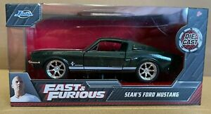 1/32 Jada Fast and Furious Sean's Ford Mustang
