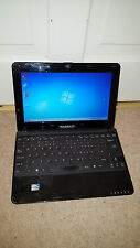 "Novatech X10-TP Black Netbook Laptop 10.1"" 1GB Windows 7 Anti-Virus Open Office"