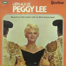 Peggy Lee(Vinyl LP)Latin Ala Lee-Starline-SRS 5080-UK-Ex/NM