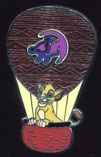 Disney Lion King Adventure is Out There Hot Air Balloon Simba pin