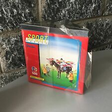 VINTAGE# HEYE PUZZLE 500 PCS# BLACHON  SPORT PUZZLE HORSE POWER #NIB
