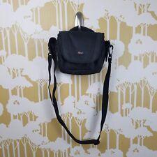 Lowepro Padded Crossbody Padded Camera Bag Travel Adjustable Strap Birdwatcher