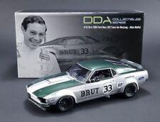 1:18 Allan Moffat Racing #33 BRUT 1969 Ford Boss 302 Trans Am Mustang RAR DDA