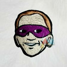 The Riddler Frank Gorshin Face Embroidered Patch 1966 TV Serie Batman Adam West