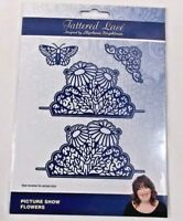 Tattered Lace Die- Picture Show Flowers TLD0675  by Stephane Weightman NEW