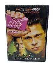 Fight Club : A David Finches Film (Dvd, 2002)(Widescreen)