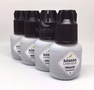 Banana Miracle Eyelash Glue - 5ml Adhesive for Lash Extensions