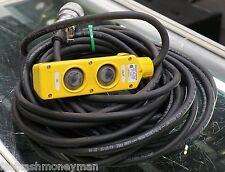 OSHKOSH MILITARY TRUCK WINCH REMOTE CONTROL CABLE 4042 STATION LADD HD56-18