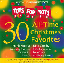 Toys For Tots -30 All-Time Christmas Favorites (CD 2001)