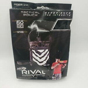 Nerf Rival Tactical Pouch Accessory Attaches to Belt Loop DAMAGED BOX SEALED